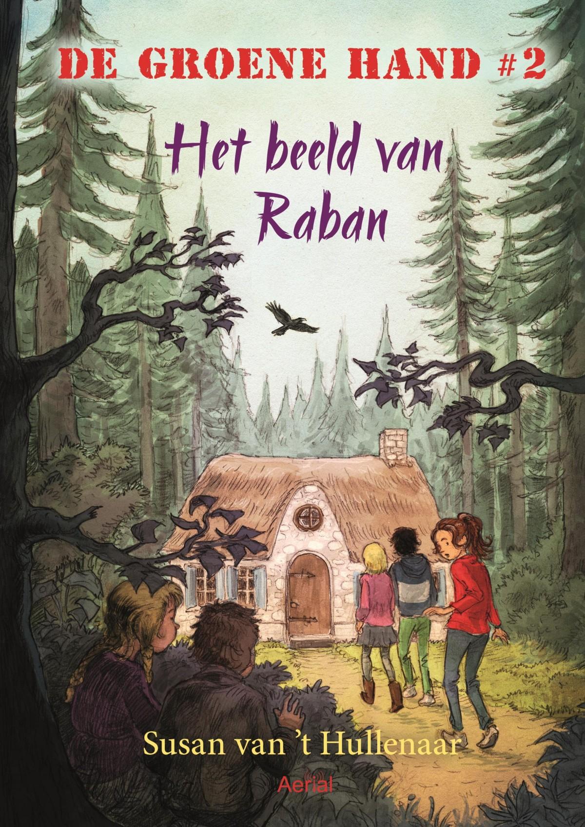 Het beeld van Raban