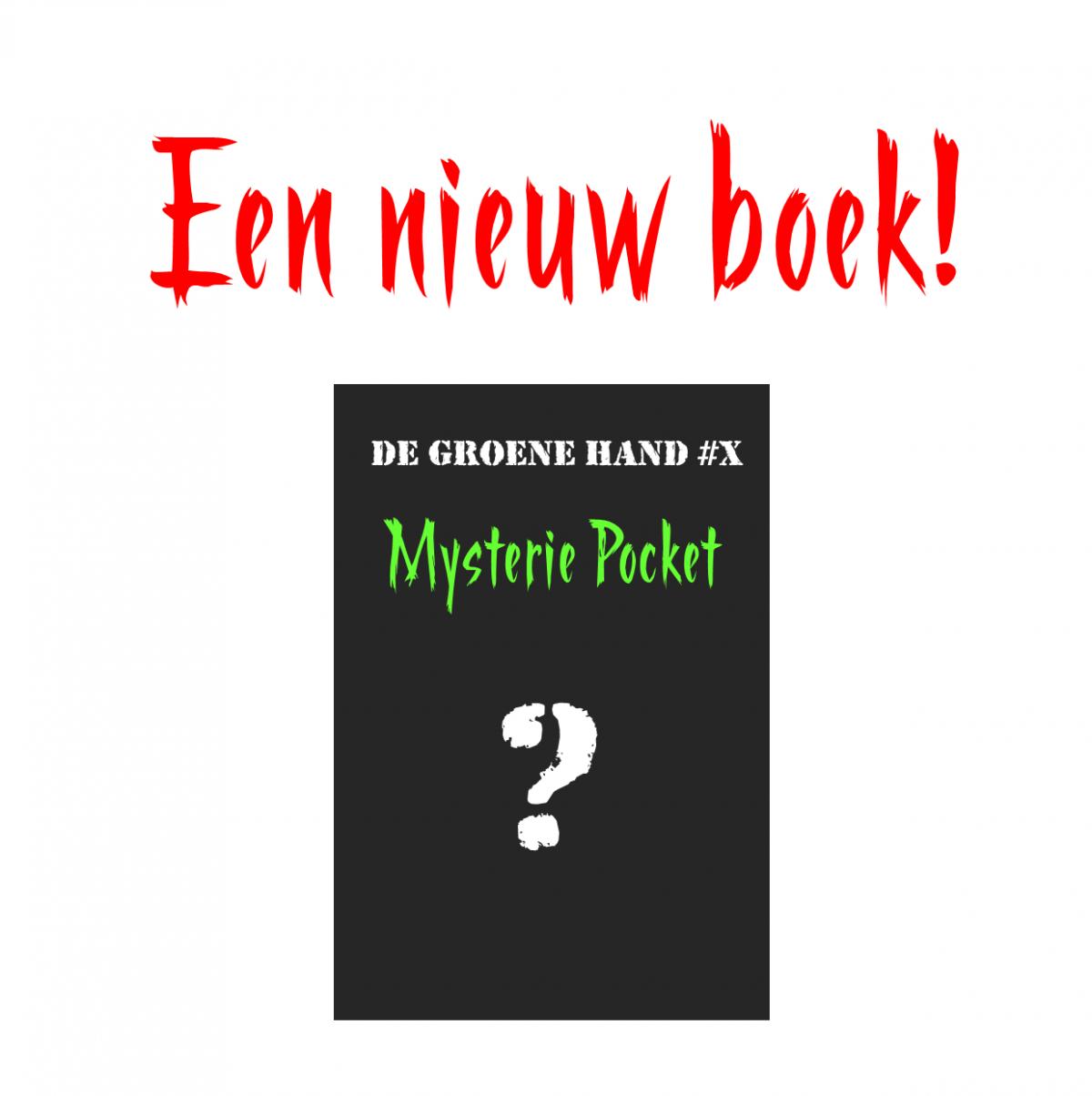 Er komt een nieuw boek!