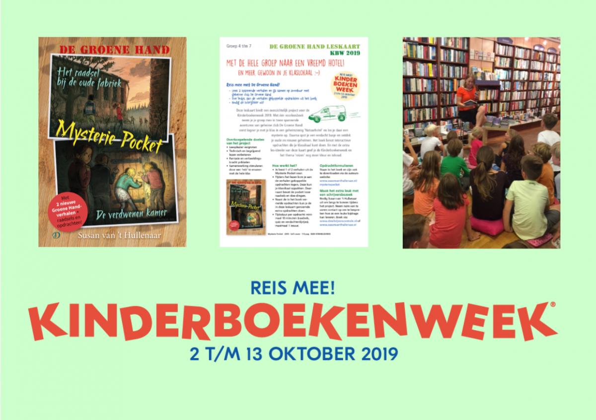 Kinderboekenweek 2019!