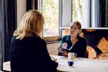 Interview - Susan van 't Hullenaar